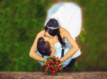 Momenty w fotografii ślubnej